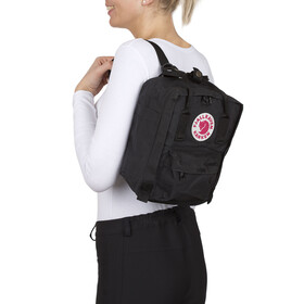 Fjällräven Kånken Mini Backpack black